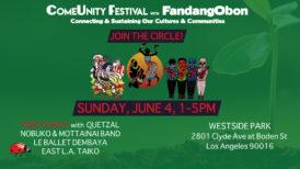 ComeUnity Festival + FandangObon