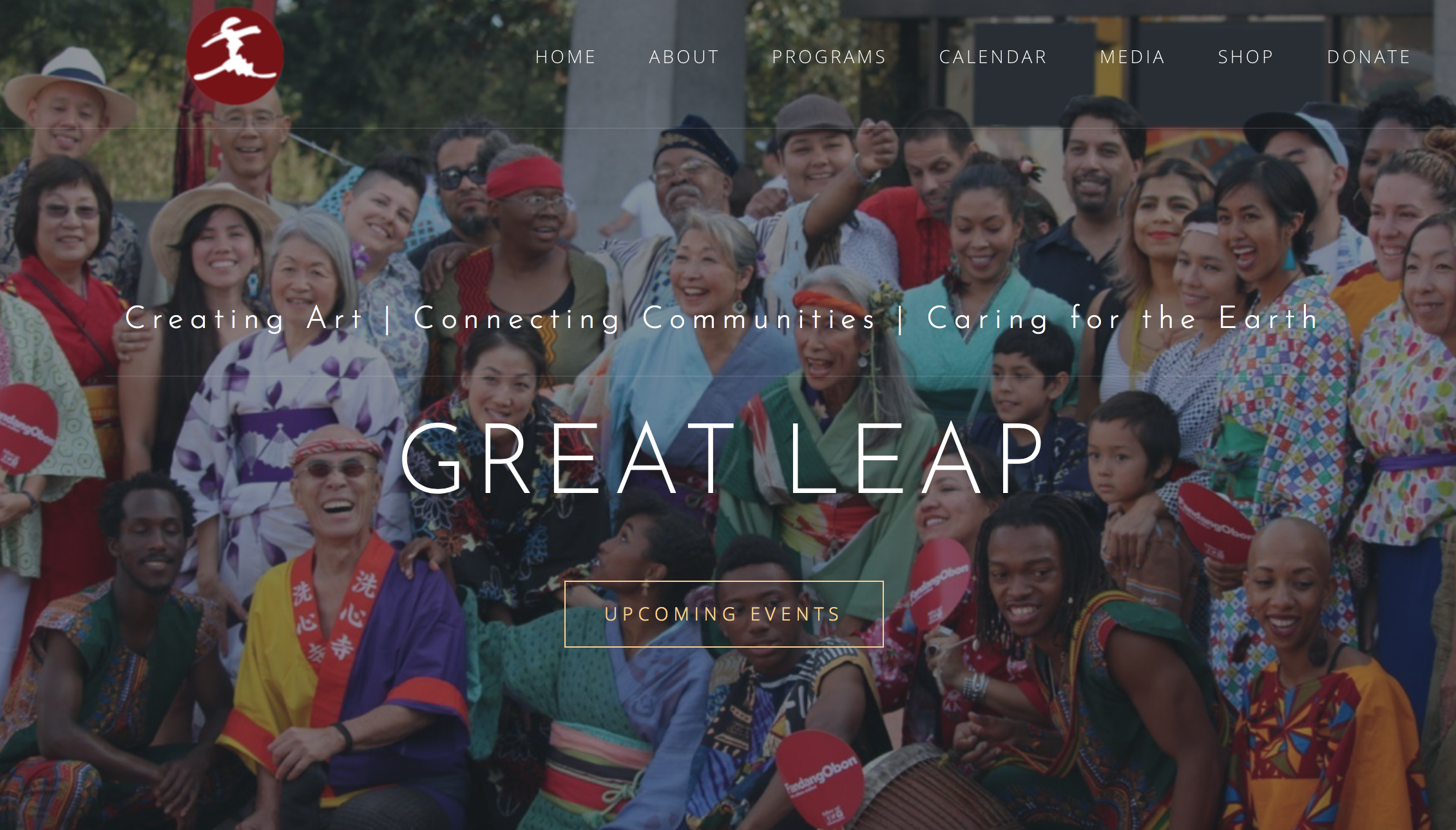 Great Leap Fundraising Letters