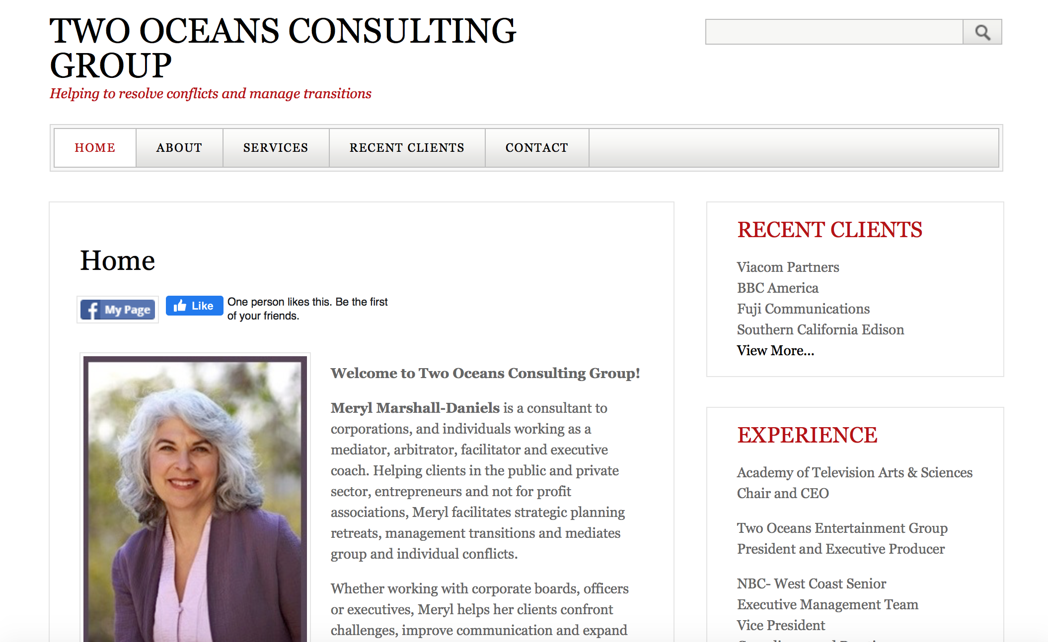 TWO OCEANS CONSULTING GROUP