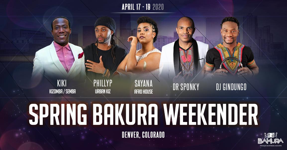 Spring Bakura Weekender